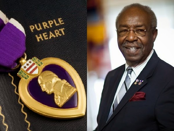 the tom gulley show james mceachin veteran veteran's day us army purple heart silver star korea tenafly actor