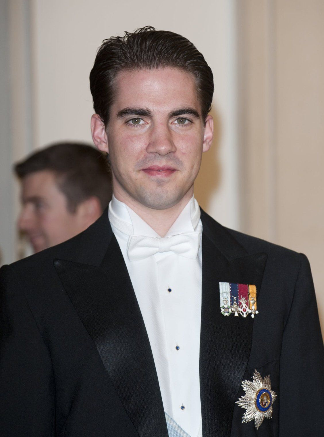 Eurohistory: Prince Philippos of Greece and Denmark is