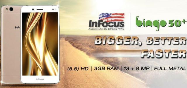 Infocus Bingo 50 Plus online