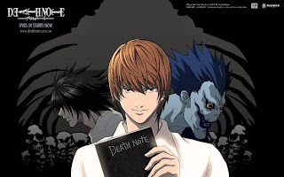 Anime Death Note Episode 1-37 [Subtitle Indonesia]