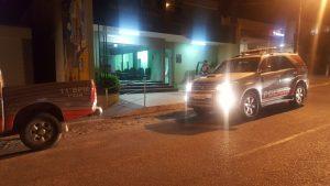 Câmara Municipal de Itapajé alvo de ataque de bandidos