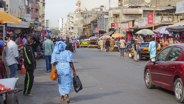 More African fabrics than many other countries in Africa