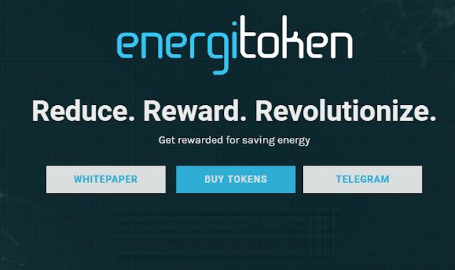 Energi Token là gì