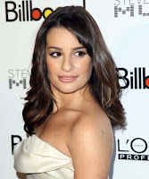 lea michele weightloss