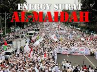 ENERGY DAHSYAT SURAT Al-MAIDAH !!! (Tulisan dari Perwira TNI yang sedang di Malaysia)