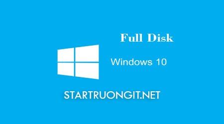 Cách khắc phục lỗi 100% Disk Usage trên Windows 10