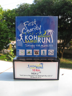 First Koh Samui Midnight Run, 2nd spot