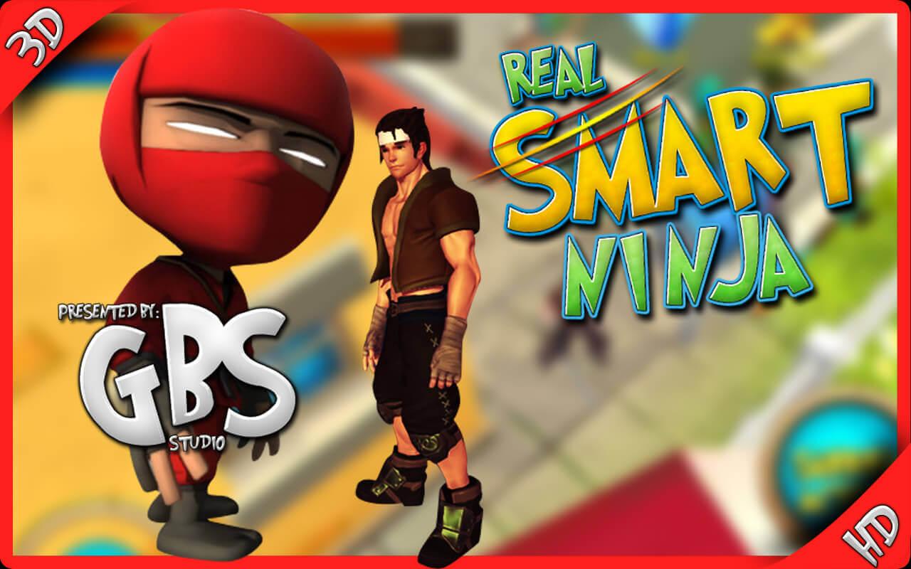 Download Source Code Reskin Game Unity Real Smart Ninja
