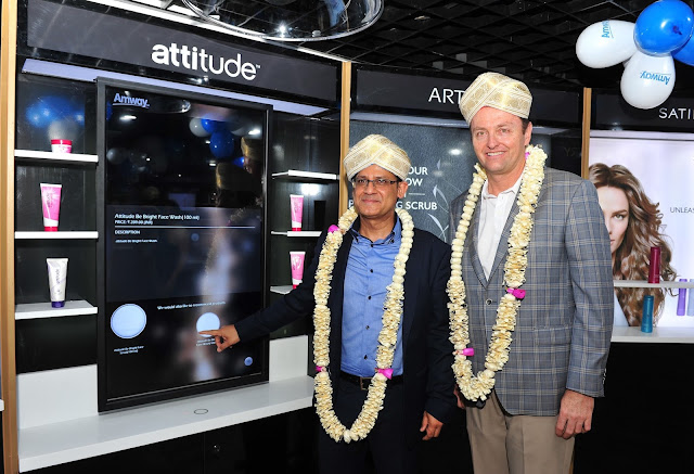 Amway India partners with Microsoft to launch its first digitally enabled Experience Centre in Bengaluru