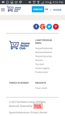 Home Tester Club Indonesia - 6
