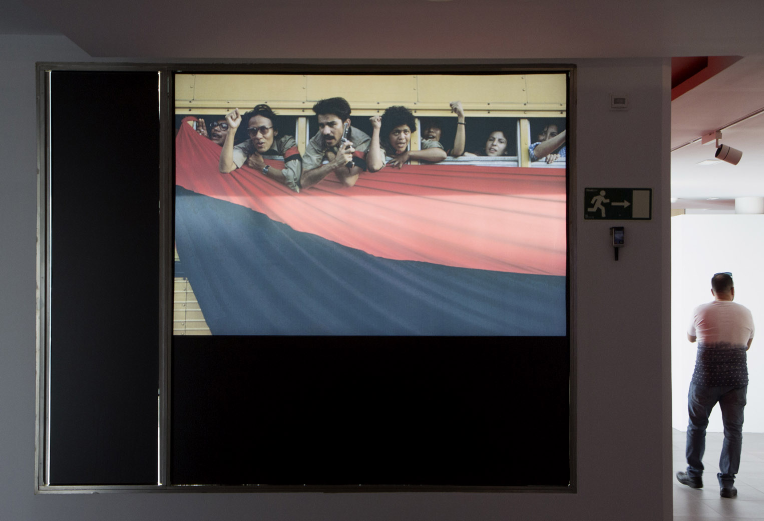 elrectanguloenlamano: Susan Meiselas en Córdoba: Gran Éxito de la ...
