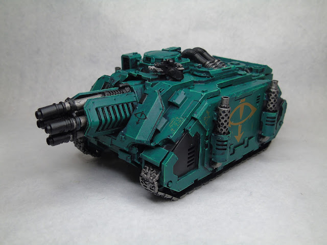 Sons of Horus 30k deimos vindicator colours