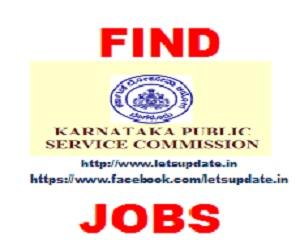 jobs @KPSC-letsupdate