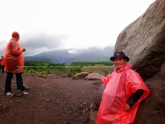 Selfie di batu alien  hehehe ..