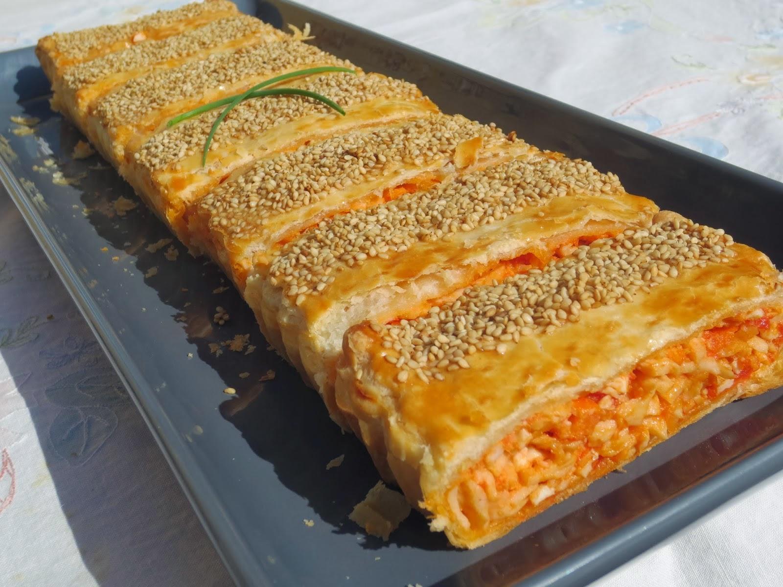 Empanada de cangrejo Ana Sevilla cocina tradicional