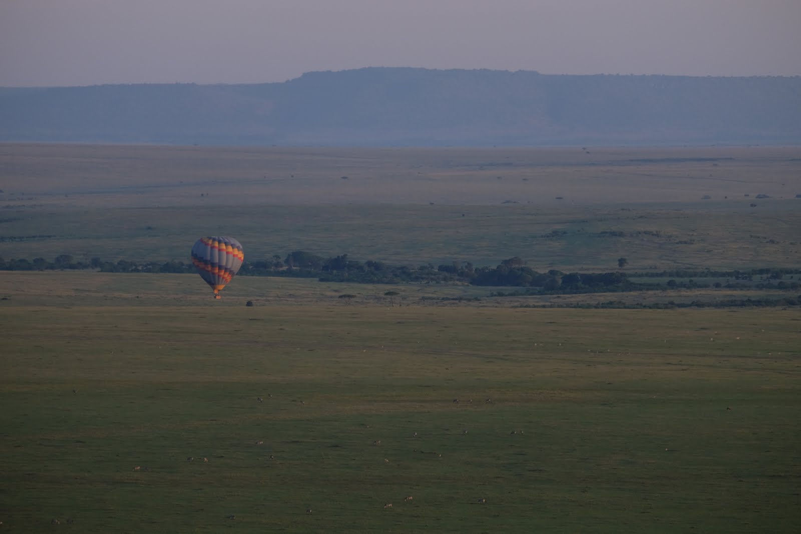 Hot Air Balloon Safari Masai Mara