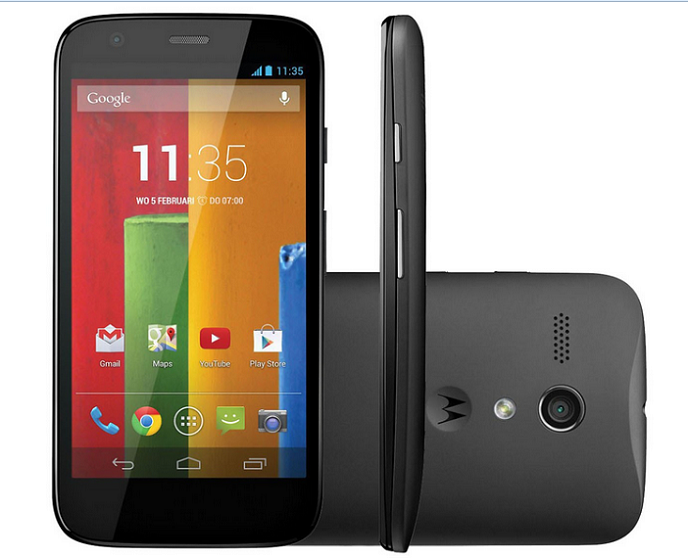 Harga Motorola Moto G Baru dan Bekas Terbaru - TechnoGrezz