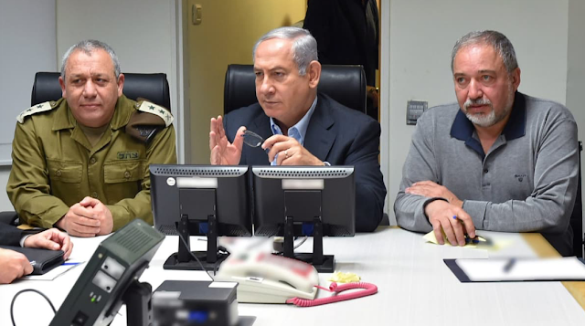 Netanyahu Tells Putin, Tillerson: Israel Will Defend Itself Against Any Attack From Syria