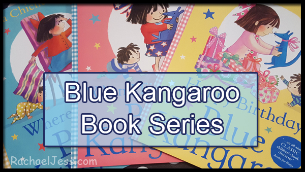 Find out what we thought of the blue Kangaroo book series