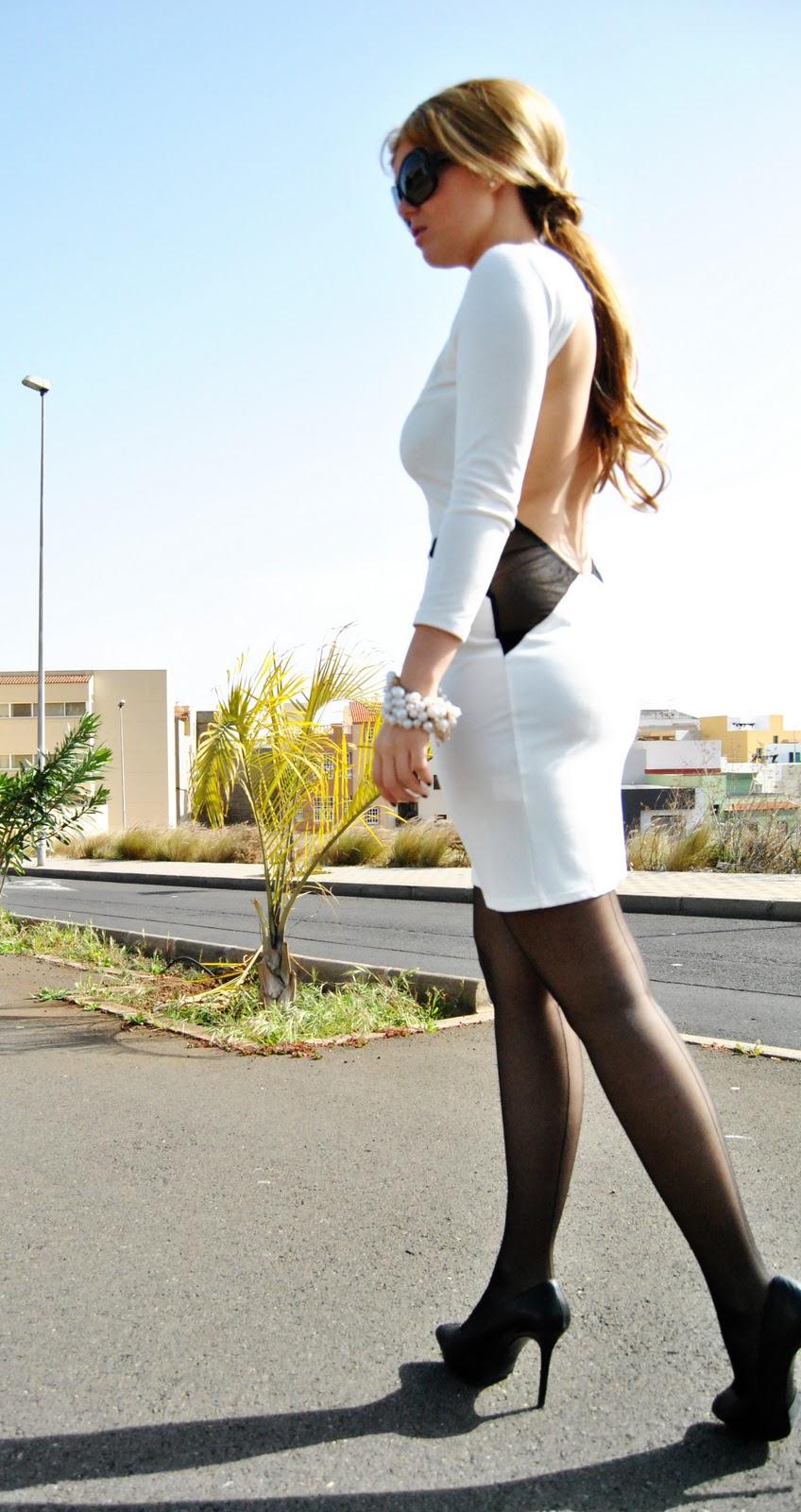 nery hdez, blake lively dress, gossip girl style, cavalli dress