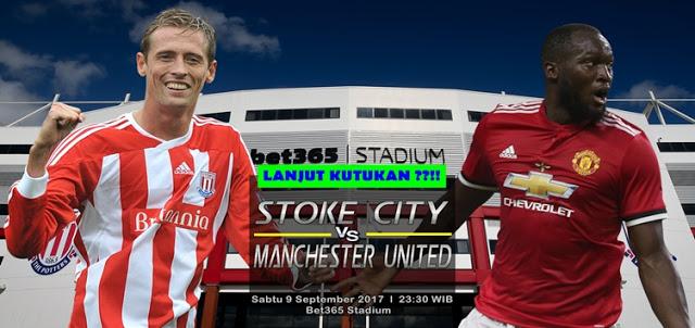 Stoke City vs Manchester United 9 September 2017