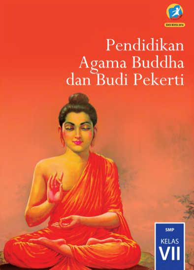 Buku Agama Buddha dan Budi Pekerti Kelas 7 Kurikulum 2013 Revisi 2016