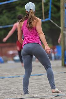 mujeres bellas voleibol