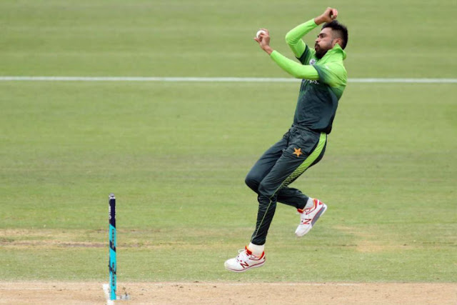 Mohammad Aamir Has No Place In Pakistan's Squad For CWC 2019