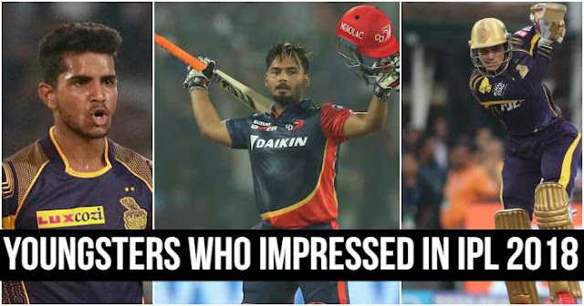 5 Youngsters who Impressed in IPL 2018
