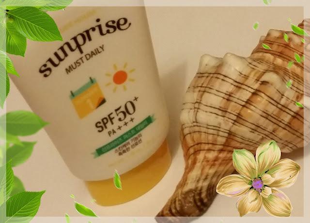ETUDE HOUSE Sunprise - krem z filtrem na każdy dzień