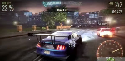 Download Need For Speed No Limit Mod APK + OBB Data ( Mali, PowerVR, Tegra)