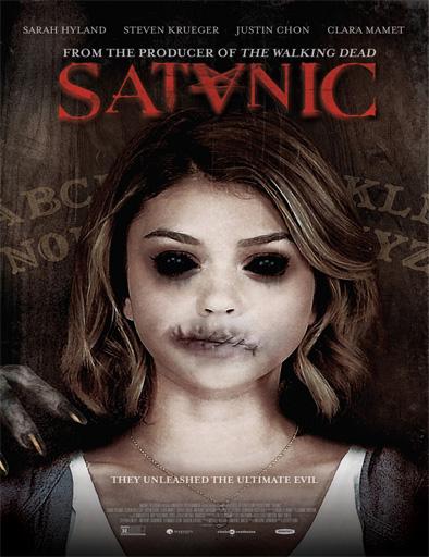 Ver Satanic (2016) Online