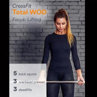 5 CrossFit Training for Beginners as a Fat Burning Exercise - Total Crossfit