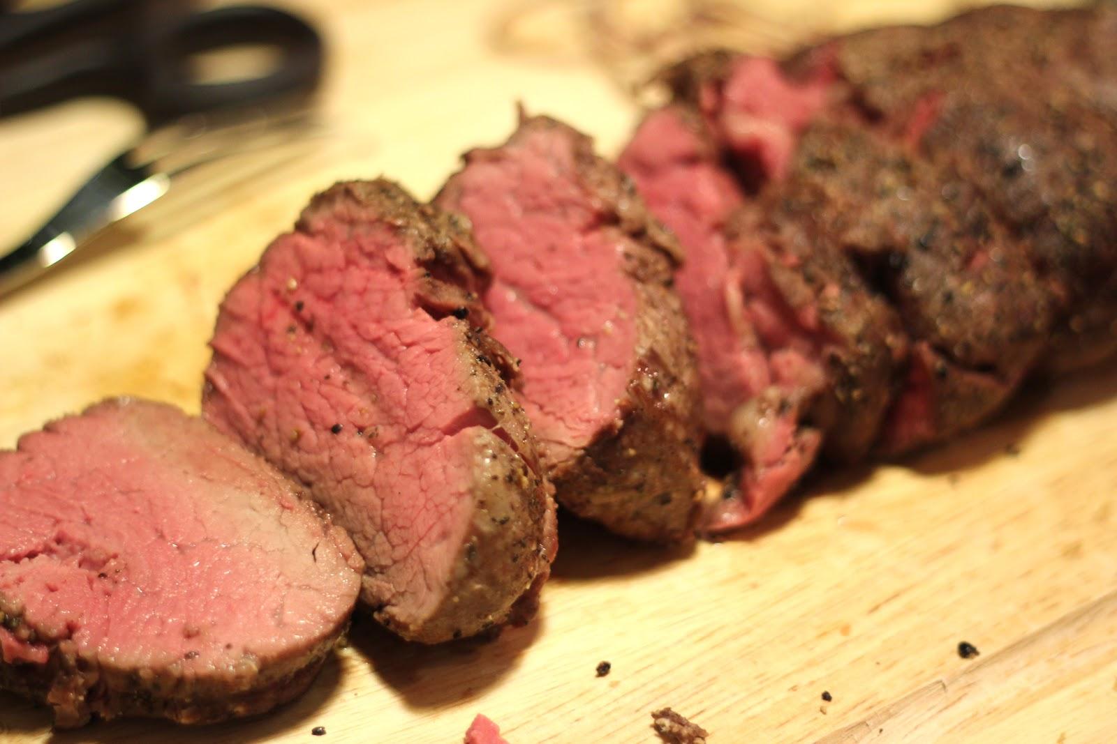 Jenny Steffens Hobick Slow Roasted Beef Tenderloin