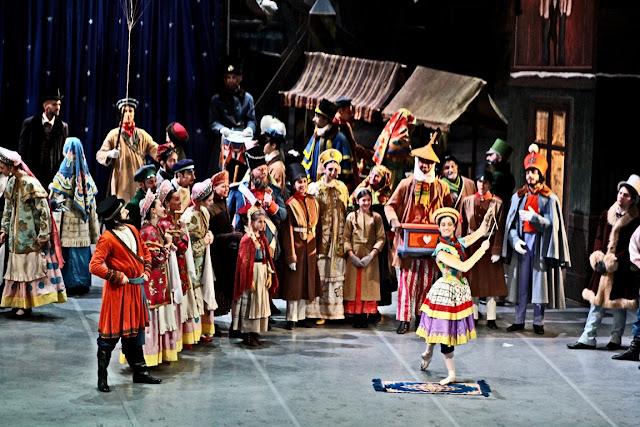 """""""La Scala"""" din Milano - A început repetiţi la Falstaff - Giuseppe Verdi - blog FOTO-IDEEA"""