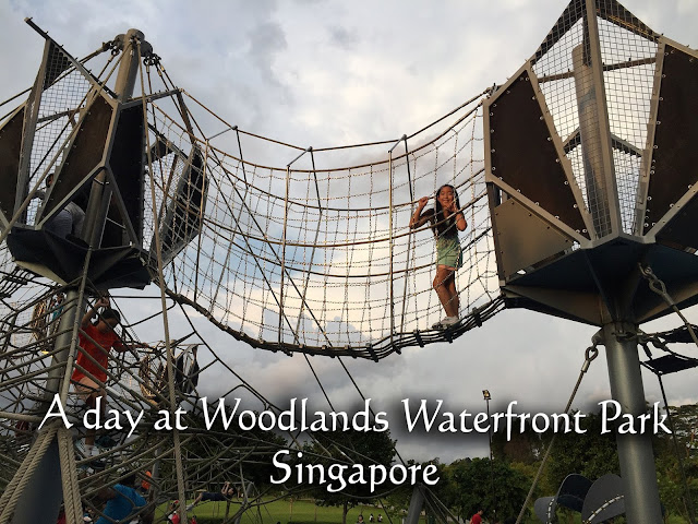 Visit Singapore Jelajah Singapura One Day Trip Woodland Water Front Park