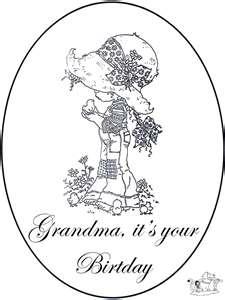Pati's way thru life: Happy Birthday Grandma Russo