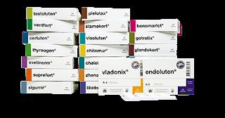 ЦИТОМАКСЫ — натуральные пептиды