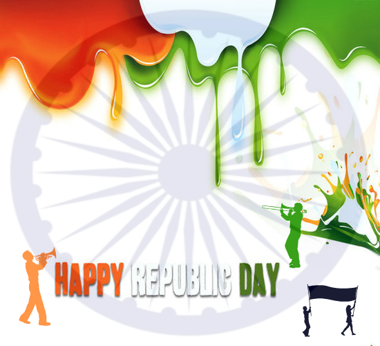 Happy Republic Day Greetings 2019