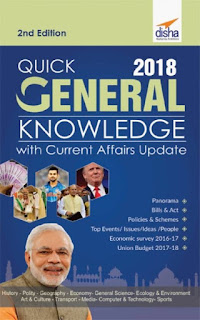Download Free Quick General Knowledge 2018 with Current Affairs Book PDF