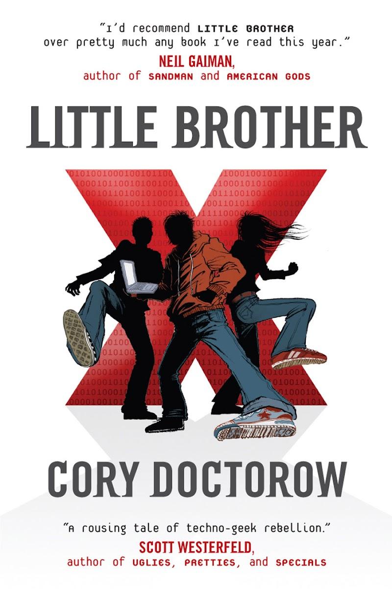 Hora de Ler: Pequeno Irmão - Cory Doctorow