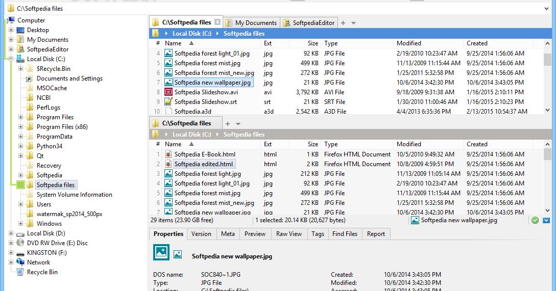 Portable XYplorer 18 30 0000 for Windows   Soft &Truc
