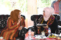 Hj. Erica Optimis PKK Kabupaten Bima Bisa Jadi Juara Nasional