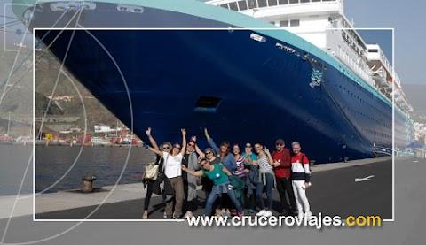 Una veintena de agentes de viajes canarios descubren la ruta de Canarias, Madeira y Agadir de Pullmantur Cruceros