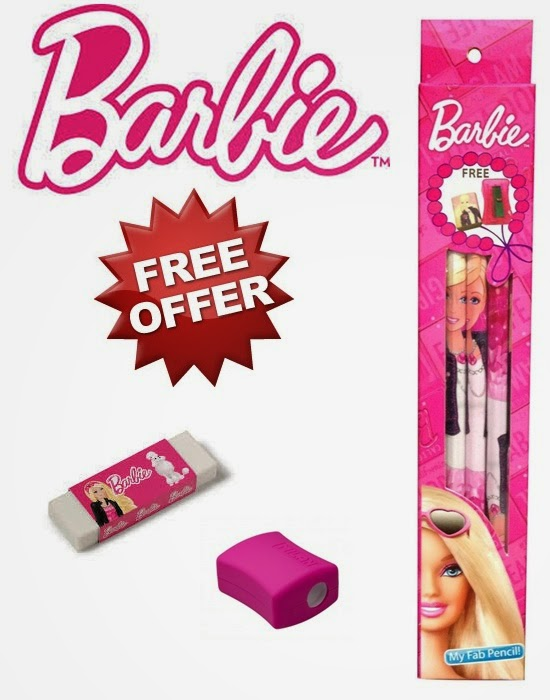 Hobbyplanet Online Shopping Webstore Now Brings You Wide Collection Of Barbie Products Pencils Stationery For Girls Return Gifts