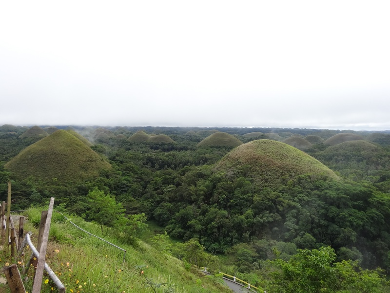 BOHOL : Chocolate Hills / Philippines : 3 jours à BOHOL / www.by-laura.fr
