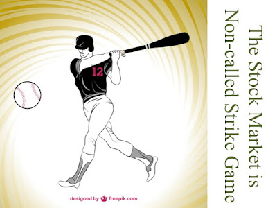 Graphic Depicts Base Ball Player Swinging to Strike at the Pitch