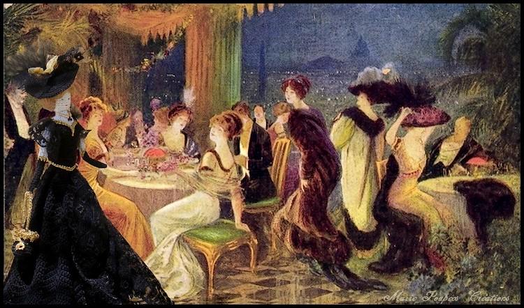 Poupée 1910