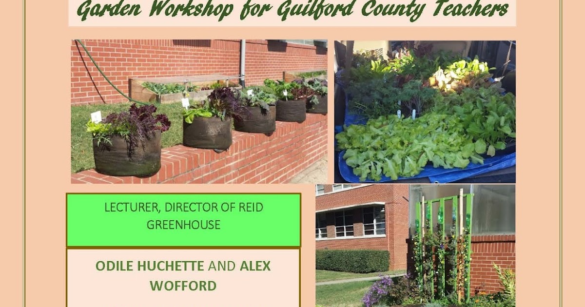 Guilford County Home Extension