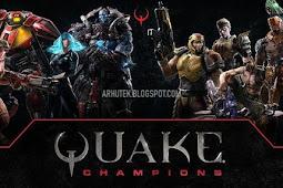 Spesifikasi Quake Champions (Bethesda Softworks)